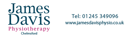 James Davis Physiotherapy Logo